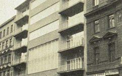 palác YWCA - Český svět 01.11.1928