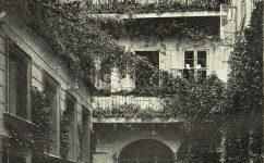 Hynkův dům. - Český svět 11.8.1905