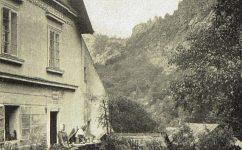 Chata pod dívčím skokem. - Český svět 28.7.1905