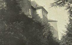 Lobkovický palác. - Český svět 5.10.1904.