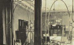Pražská úvěrní banka. - Český svět 24.11.1904.