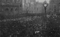 demostrace. 1905. - Český svět 30.11.1905
