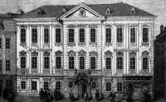 museum -  Světozor 12.6.1868