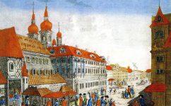 1780 - Divadlo v Kotcích