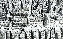 Ortograficý nárys Prahy, 1769 -
