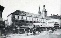 kolem 1890 - Divadlo v Kotcích