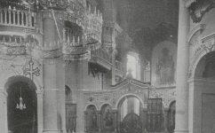 Chrám sv. Mikuláše. - Český svět 20.12.1905