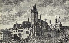 1743 - Praha očima staletí (1960)