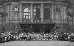chodské děti. -  Český svět 13.6.1913