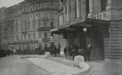 otevření. - Český svět 29.11.1907