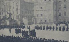 výročí samostatnosti. - Český svět 4.11.1926