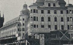 Palác asekuračního spolku cukrovarníků. - Světozor 12.09.1913