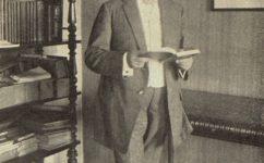 president kanceláře - Světozor 22.09.1912