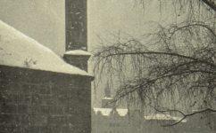 Bruncvíkova socha - Světozor 05.02.1909