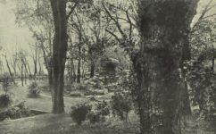 místo pro Zeyerům pomník -  Český svět 17.05.1912