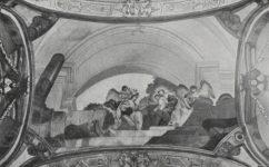 Reynerovy fresky -  Český svět 12.09.1913