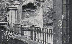 zahrada, fontána - Český svět 30.5.1913