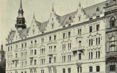 Hotel Paříž - Český svět 11.8.1905