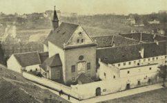 kapucínský klášter - Světozor 15.12.1915
