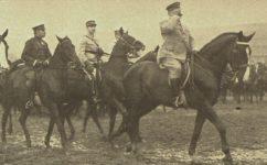 přehlídka, defilé - Světozor 24.05.1923