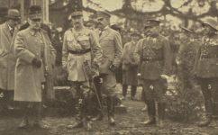 přehlídka, maršál Foch - Světozor 24.05.1923