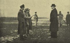 vojenská slavnost - Světozor 23.04.1919