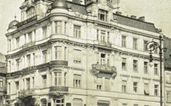 Mottlův dům - Světozor 02.07.1909