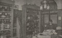 č.p  14 Vorlova továrna na klobouky - Český svět 11.03.1920