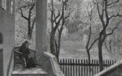 Kapucínský klášter - Český svět 10.06.1910