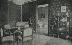 č.p  8, salon - Český svět 24.04.1919