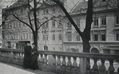 od chrámu panny Marie Vítězné - Český svět 15.03.1907