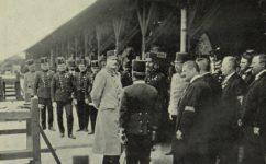 střelecké závody, arcivévoda Leopold - Český svět 07.06.1912