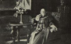 Londýnský starosta v hotelu Palace -  Český svět 22.9.1911