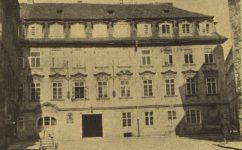 Dům u zlatého jednorožce - Český svět 24.03.1927