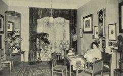 č.p  9, ordinace lékaře -  Český svět 08.03.1912