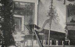 Kaunicův palác, výstava starožitností - Světozor 02.04.1915