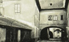 dům u Berků - Světozor 02.07.1909
