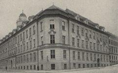 Jiráskovo gymnásium - Světozor 10.08.1921
