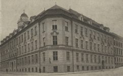 Jiráskovo gymnásium -  Světozor roč 30. č. 1-25