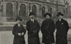 Rudolf Harry Kling - Český svět 12.3.1925