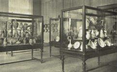 Keramické sbírky - Světozor 18.02.1910