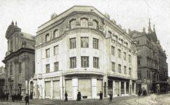roh Spálené a Lazarské - Český svět 31.1.1913