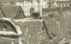 Střechy Platnéřské ulice - Světozor 23.10.1908