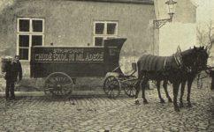 Sv. Haštal – útulek - Český svět 3.3.1905