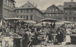 květinářky - Český svět 21.6.1928