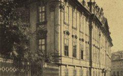 Kolovratský palác - Světozor 25.04.1917