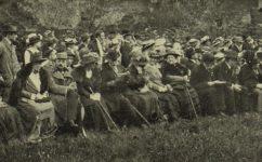 jarní slavnost - Světozor 21.06.1916