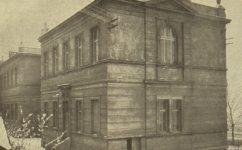 pavilon léčení radiem - Světozor 12.04.1923