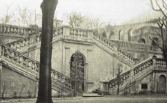 Vratislavsko -mitrovská zahrada - Český svět 1.11.1912
