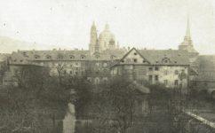 Zahrada anglických panen - Český svět 27.1.1905
